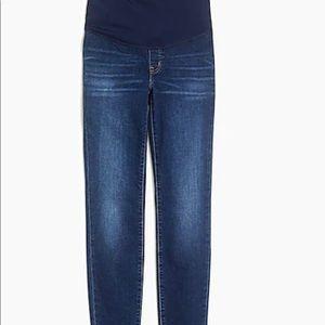 Maternity JCREW jeans